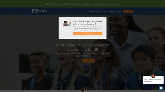 Insight Education Group, Inc.