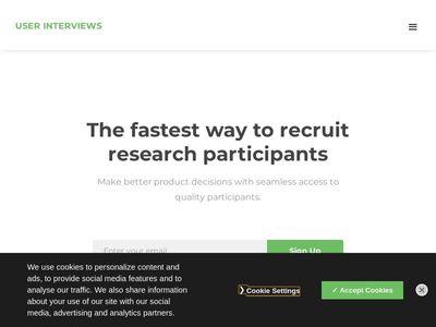 User Interviews Inc.