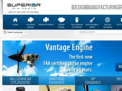 Superior Air Parts, Inc.
