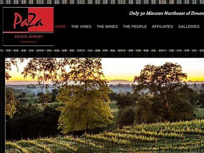Paza Estate Winery