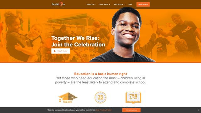 buildOn, Inc.
