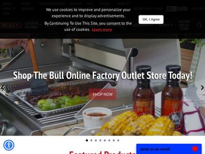 Bull Outdoor Products, Inc.