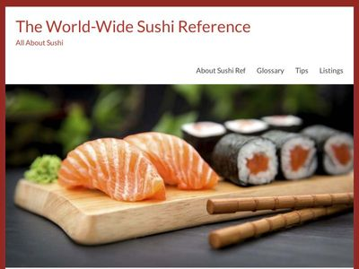 The Sushi Restaurant Reference