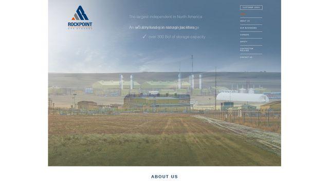 Rockpoint Gas Storage