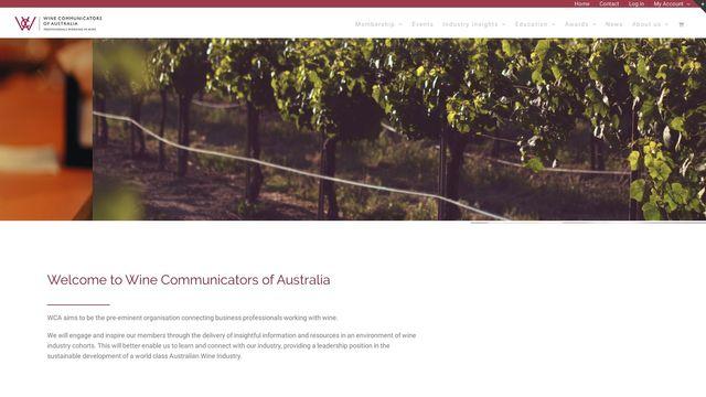 Wine Communicators of Australia Inc