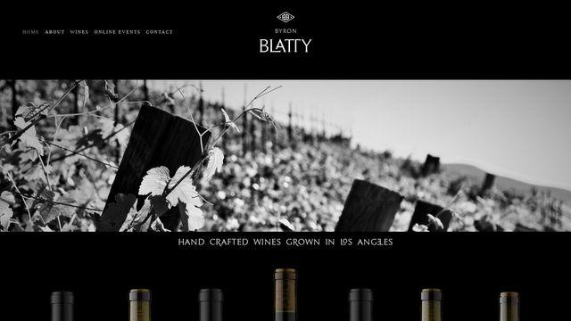 Byron Blatty Wines Inc.