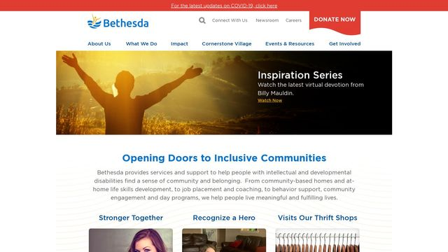 Bethesda Lutheran Communities Inc.