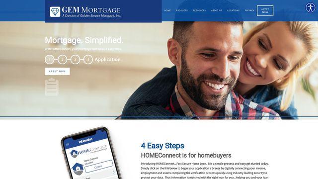 Golden Empire Mortgage, Inc.
