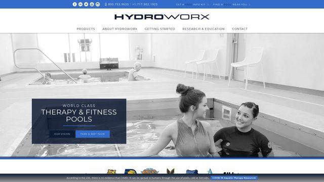 HydroWorx International, Inc.
