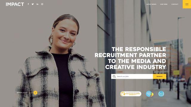 Impact Creative Recruitment Ltd