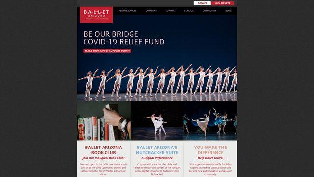 Ballet Arizona's Studio Company