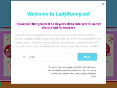 Lady Bunny