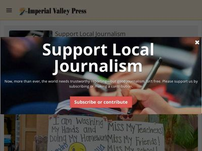 Imperial Valley Press Online