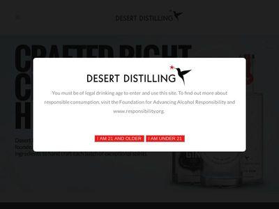 Desert Distilling Inc.