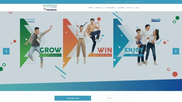 PepsiCo International - Vietnam Company