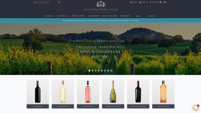 Winebuyers Group Ltd