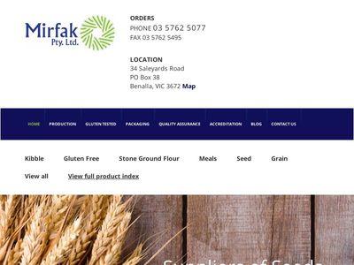 Mirfak Pty Ltd