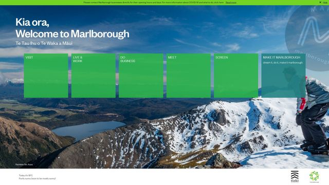 Marlborough Sounds Adventure Co.