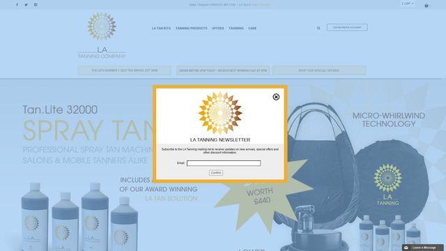 L.A tanning Company