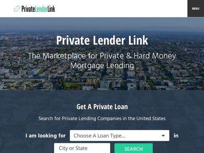 Private Lender Link, Inc.