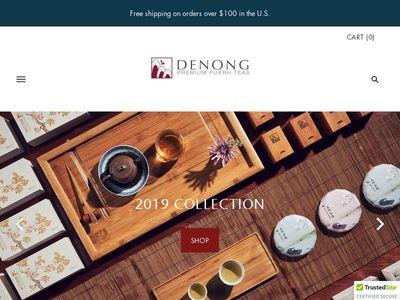 Denong Tea Inc.