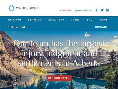 Weir Bowen LLP