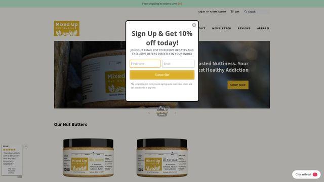 Mixed Up Nut Butter, LLC