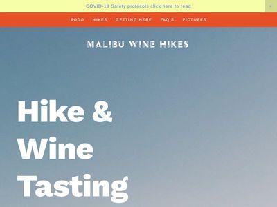 Malibu Wine Hikes