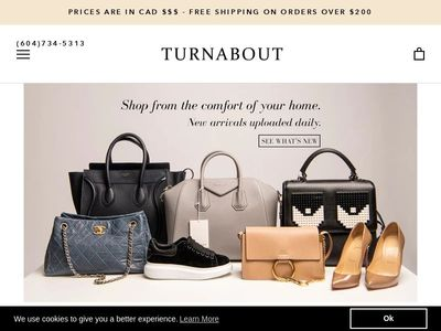 Turnabout Luxury Resale