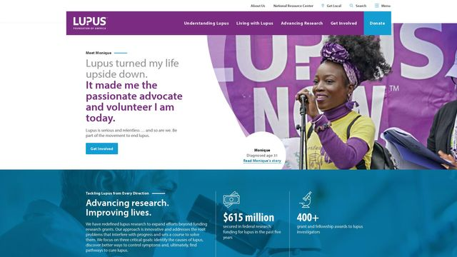 Lupus Foundation of America, Inc.