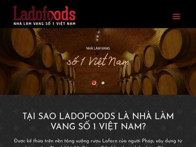 Dalat Winery Factory & Ladofoods Company Limited