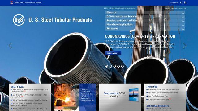 U. S. Steel Tubular Products, Inc.