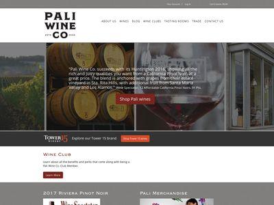 Pali Wine Co.