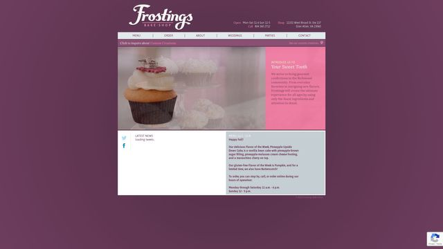 Frostings Bake Shop