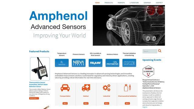 Amphenol Advanced Sensors Puerto Rico LLC