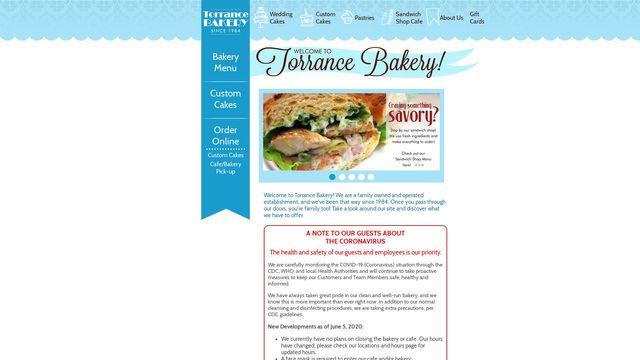 Torrance Bakery