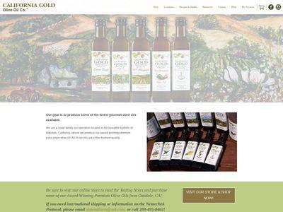 California Gold Olive Oil Company