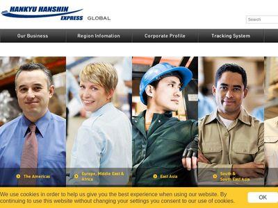 HANKYU HANSHIN EXPRESS Co., Ltd.