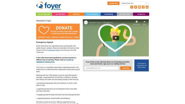 Foyer Enterprise Ltd