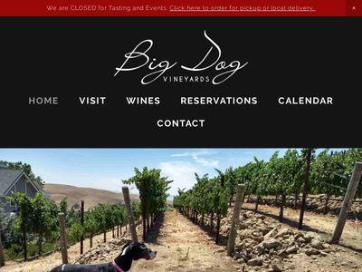 Big Dog Vineyards