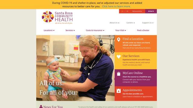 Santa Rosa Community Health