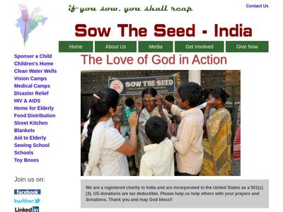 Sow The Seed - India