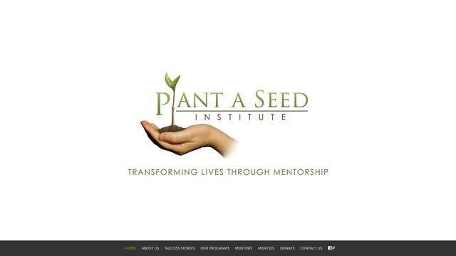Plant A Seed Institute