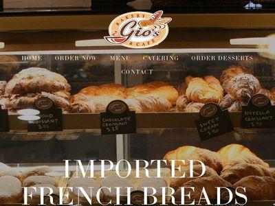 Gio's Bakery & Café