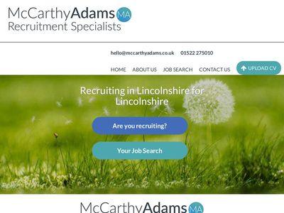 McCarthy Adams Ltd