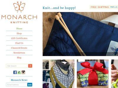 Monarch Knitting