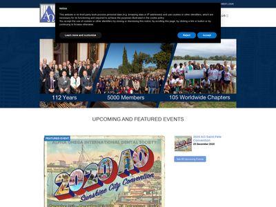 Alpha Omega International Dental Society