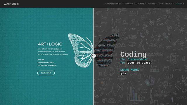 Art+Logic — Custom Software Development Company