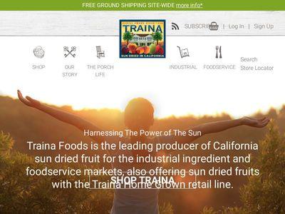 Traina Dried Fruit, Inc.