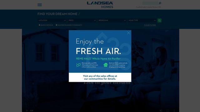 Landsea Real Estate California, Inc.
